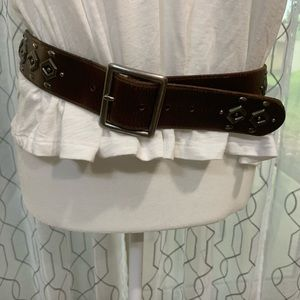 Hollister Belt With Nice Detailing
